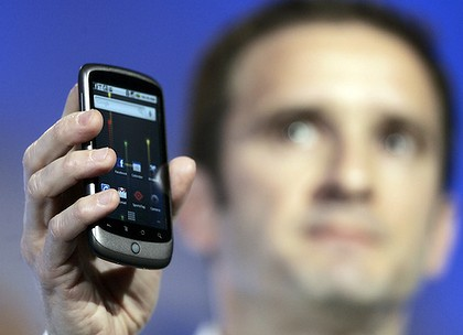 Nexus One, le google phone