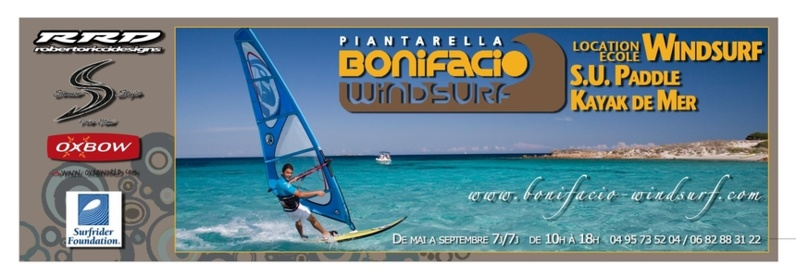 Le Bonifacio Windsurf, version 2010