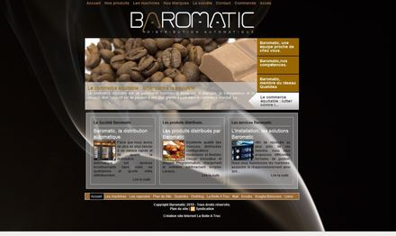 Baromatic, distribution pour entreprise  Bastia