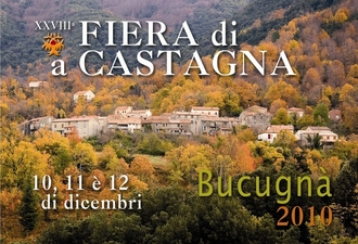 Fiera di a Castagna - Bucugna