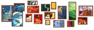 Google Doodle du 24 dcembre 2010