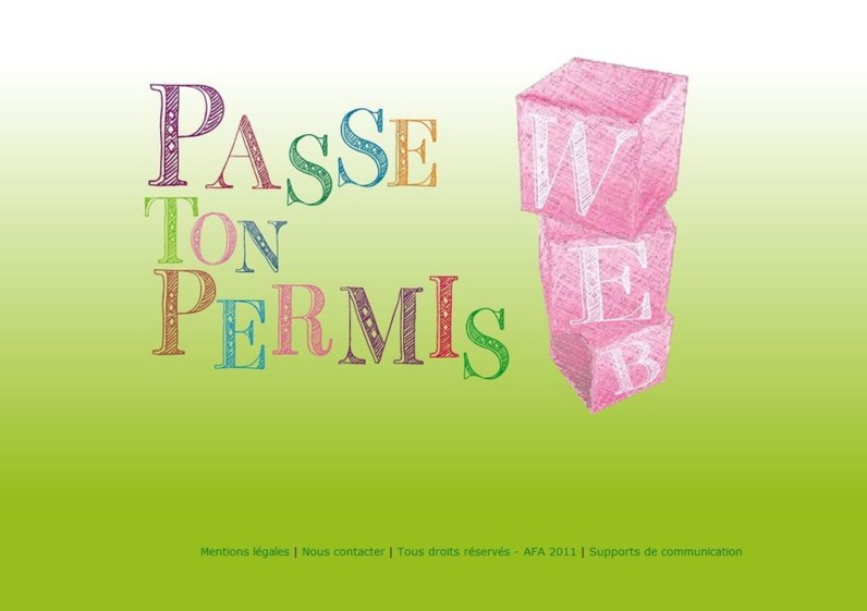 Passe ton permis Web