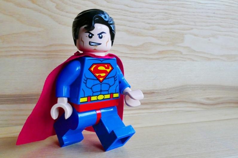 Trust Flow Superman