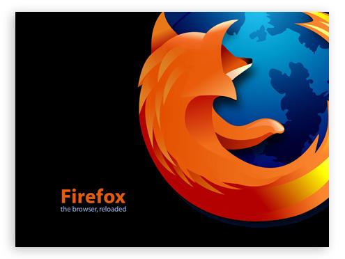 Firefox déjà 5 ans.