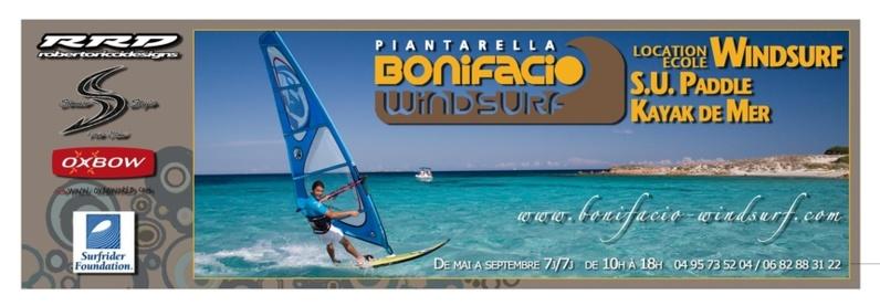 Le Bonifacio Windsurf, version 2010