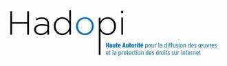Le logo Hadopi