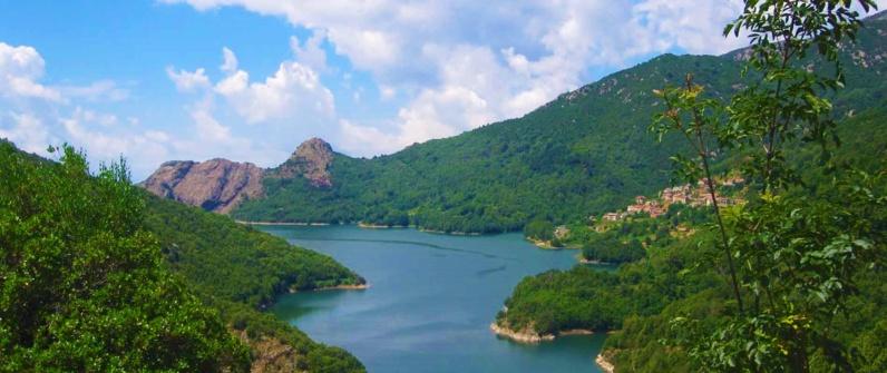 Lac de Tolla - Corse du Sud