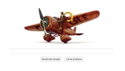 Google et Amelia Earhart