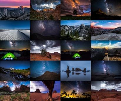 Time-lapse par Shane Black
