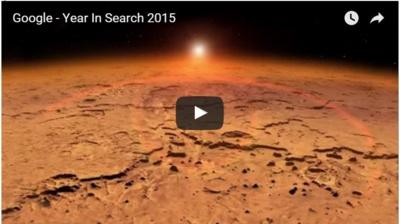 Google, top recherches 2015