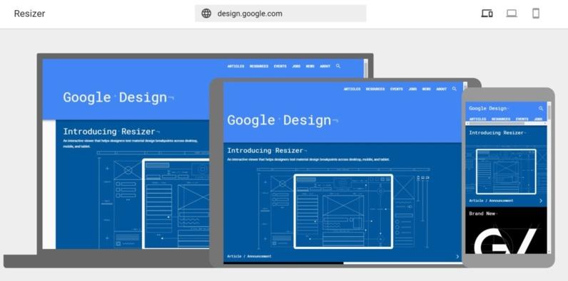 Google Resizer