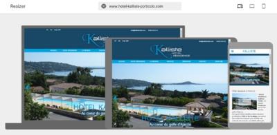 Hotel Kalliste sur Google Resizer