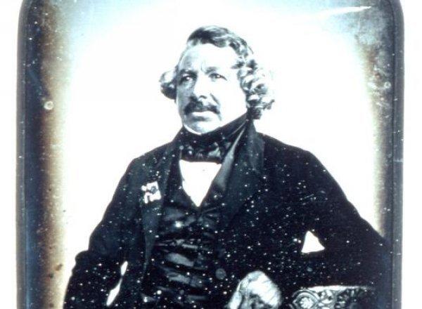 Louis Daguerre ©keystone