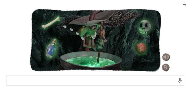 Les recettes de la sorcière Google