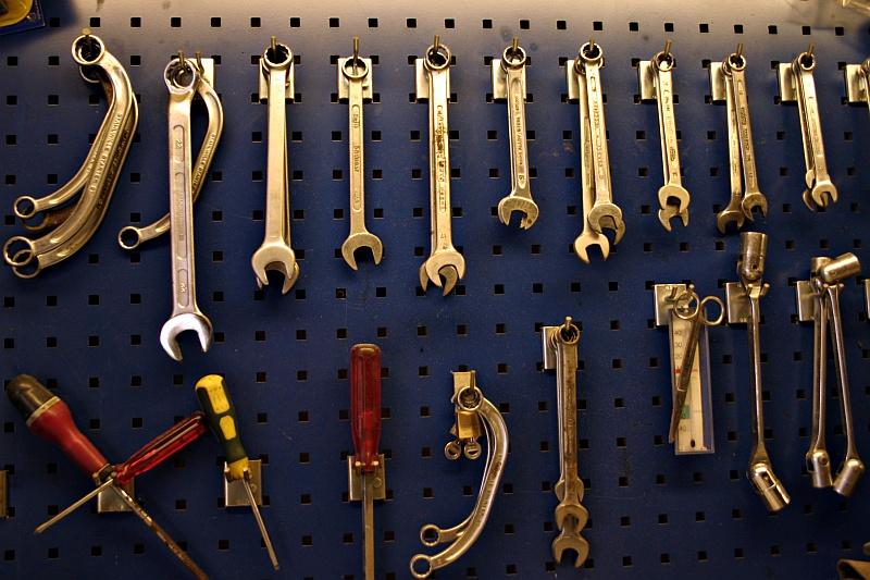 De la bonne utilisation des outils...