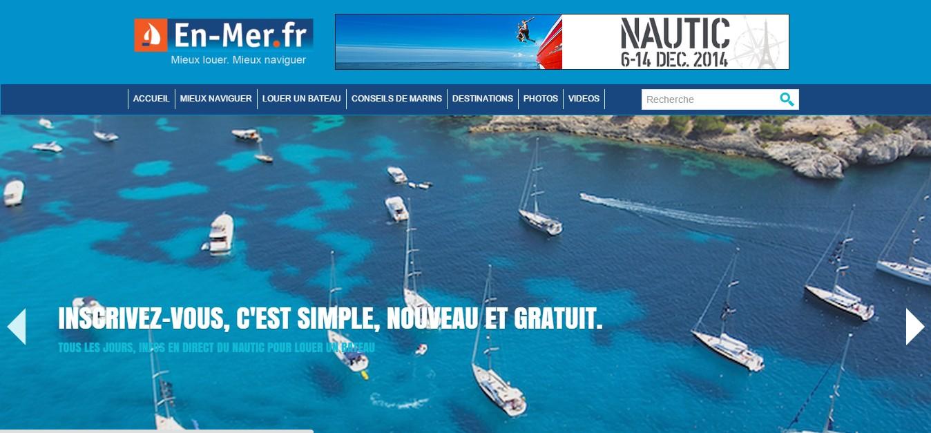 Nouveau site : en-mer.fr