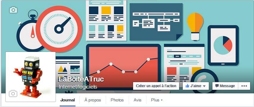Nouveau bouton Call to Action Facebook