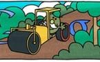 Monsieur et Madame à l'honneur des Doodle Google du 09 Mai
