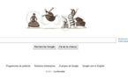 Google Doodle animé de 11 Mai
