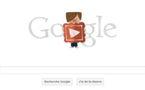 La Saint Valentin par Google....un Doodle tendre et gentil