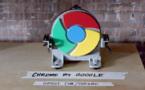 Juste pour le plaisir...Chrome avec C2C