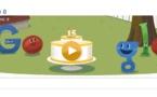 Les 15 ans de Google, un doodle d'anniversaire et un mega relloking