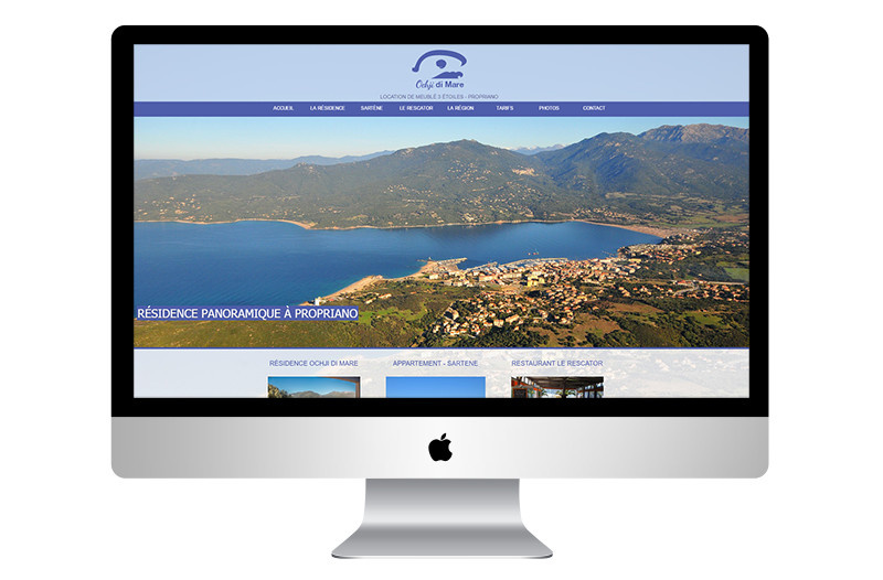 "E-tourisme, nos réalisations ""tourisme"""